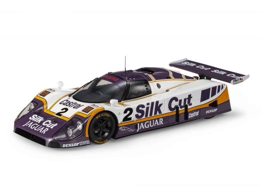 Jaguar XJR9 Le Mans Winner 1988 (Pre-order)