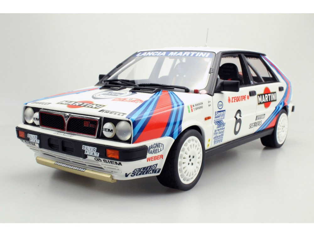 Lancia Delta 4WD 1987 MC Winner