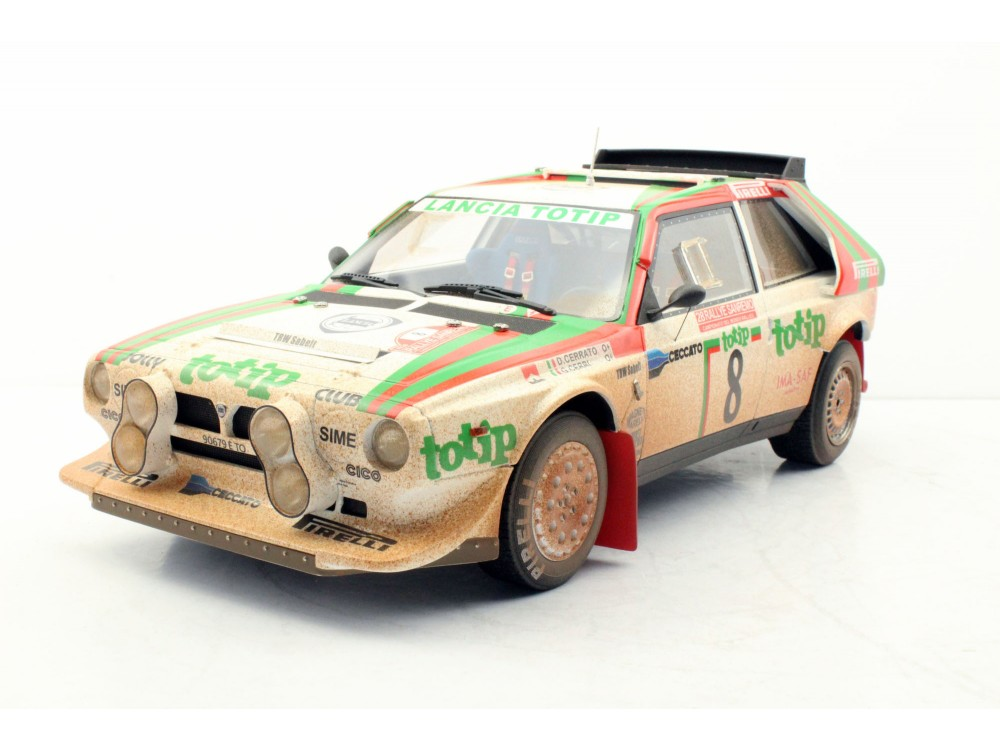 Lancia Delta S4 1986 San Remo totip dirty version