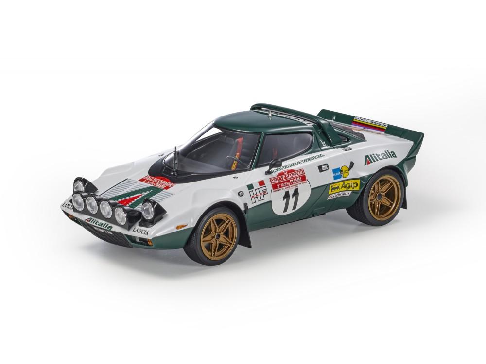 Lancia Stratos HF 1975 San Remo Winner (Pre-order)