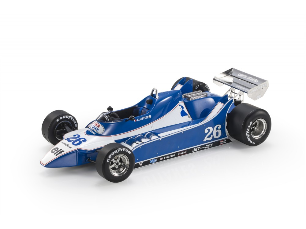 Ligier JS11 Laffite (Pre-order)
