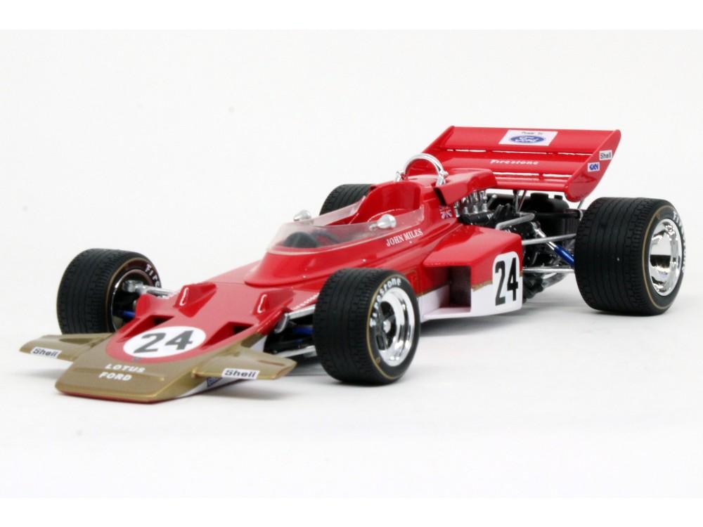 Lotus 72C John Miles