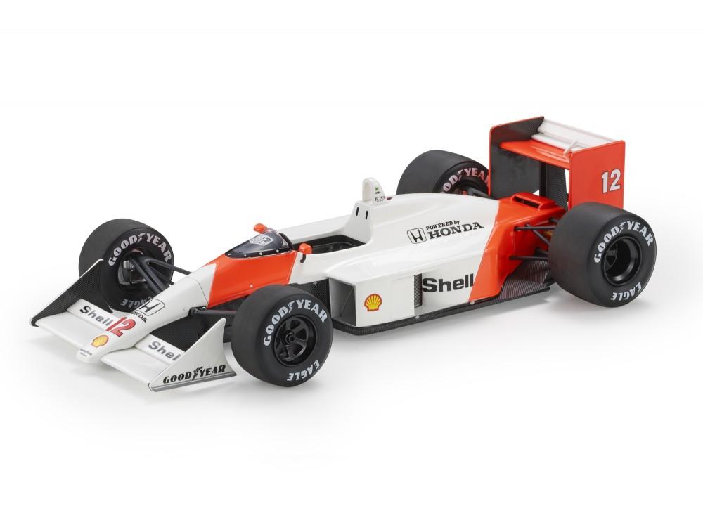 Model MP4/4 Ayrton Senna