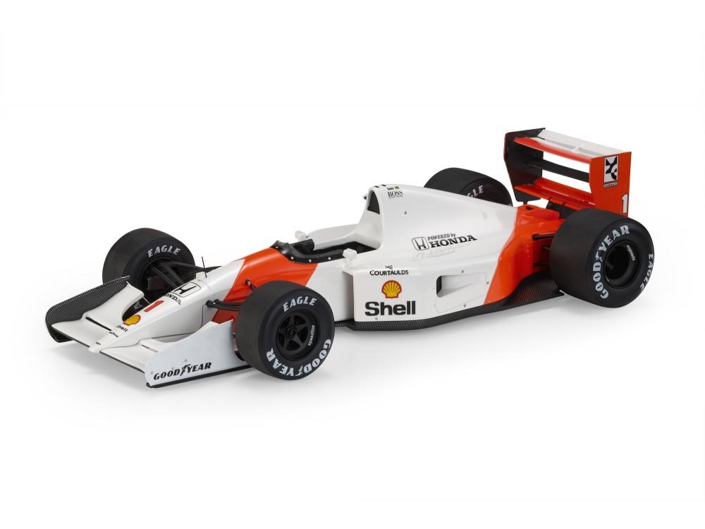 McLaren MP4/7 Senna