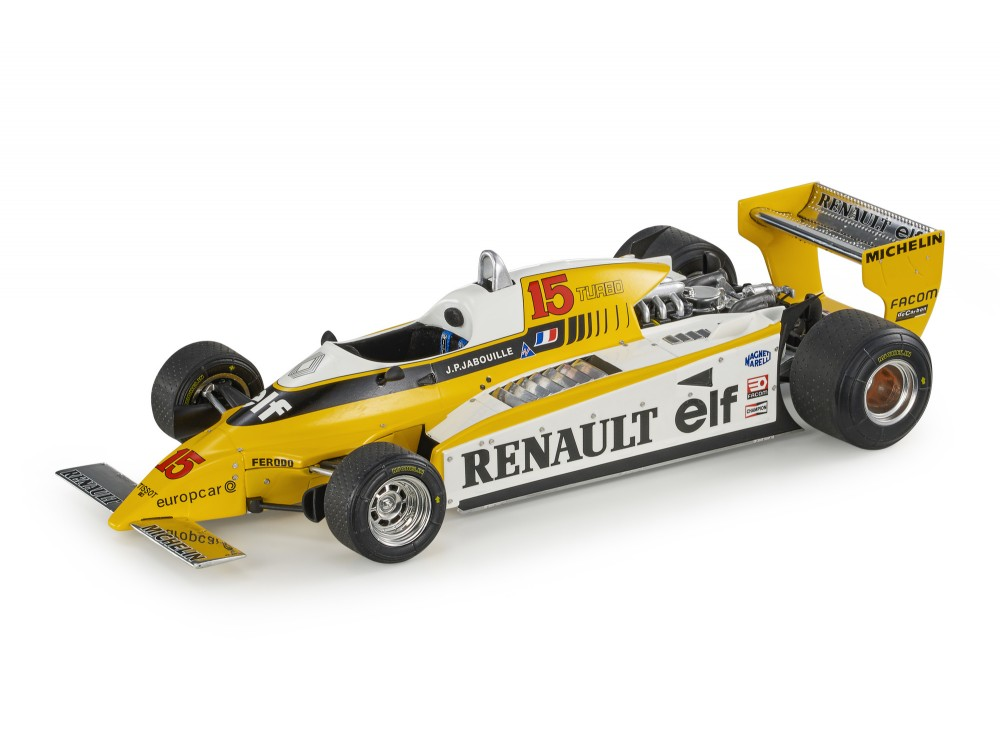 Renault RE20 Turbo Jabouille (Pre-order)