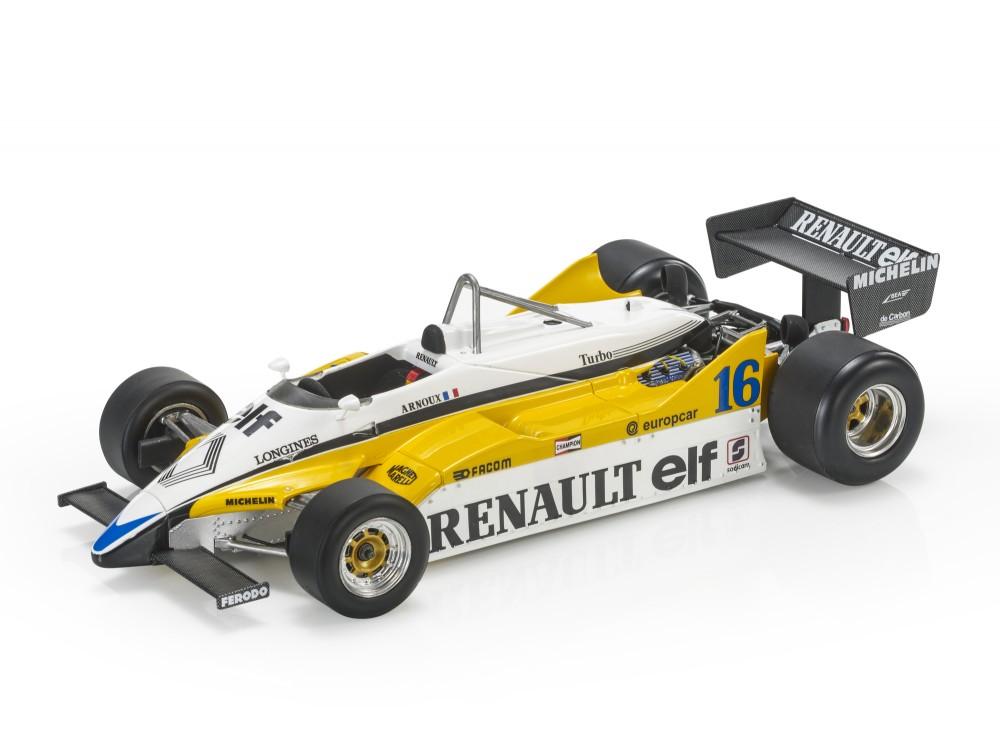 Renault RE 30B Turbo Arnoux (Pre-order)