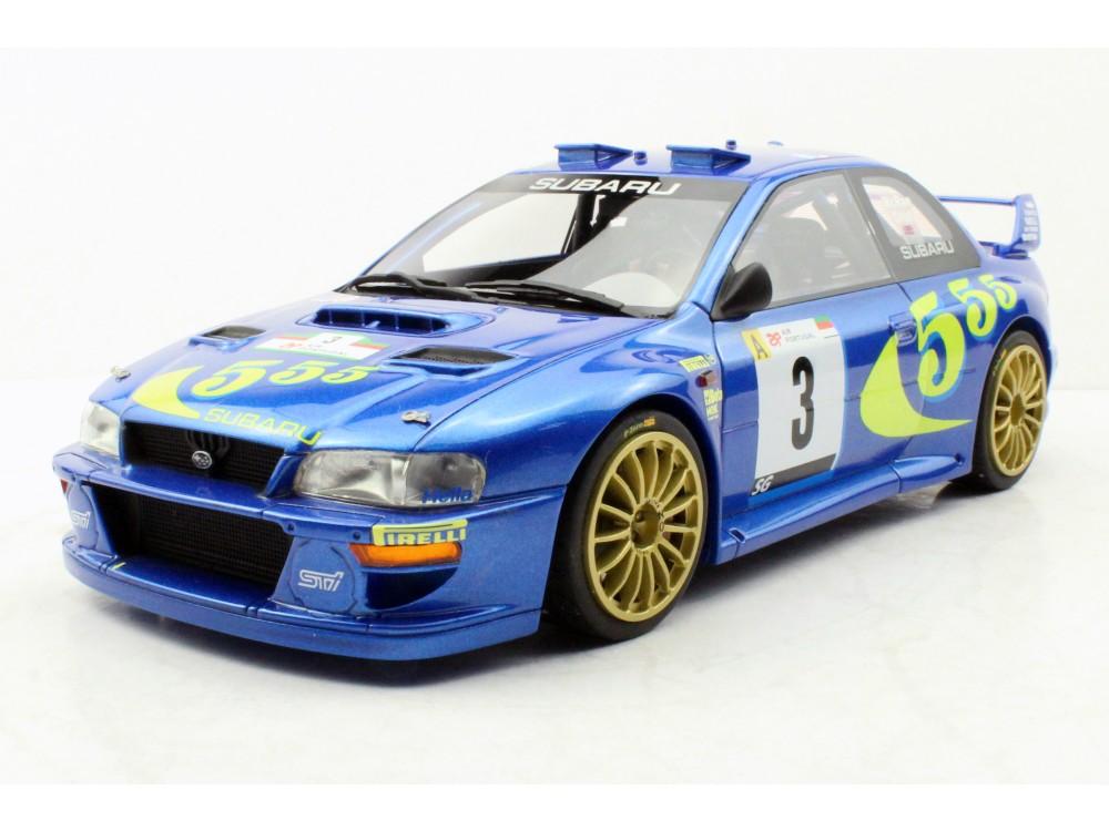 Subaru Impreza S4 WRC Portugal Winner 1998