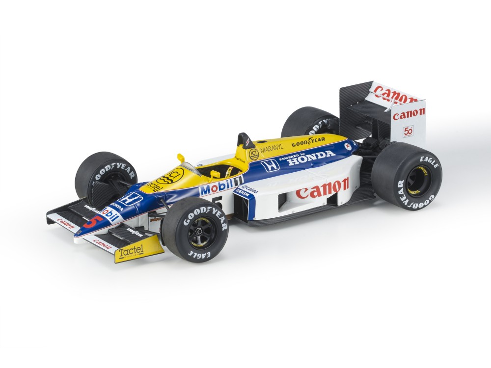 Williams Honda FW11 Mansell (Pre-order)
