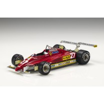Ferrari 126 C2 Long Beach Villeneuve (Pre-order)