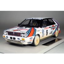 "Lancia 4WD MC Winner 1987 ""mud/dirty"""