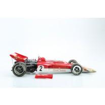 Lotus 72C Jochen Rindt World Champion
