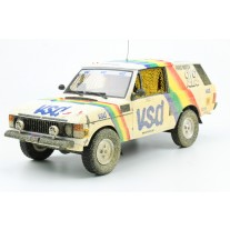 Range Rover Paris Dakar VSD Winner 1981 dirty