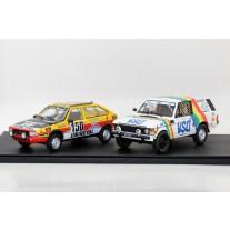 1981/1982 Paris Dakar Winners
