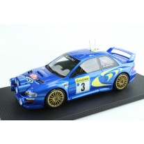 Subaru Impreza S4 WRC MC Rally 1998