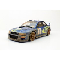 Subaru Impreza S4 WRC Portugal Winner 1998 Dirty (Pre-order)
