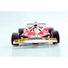 312 T2 1977 Gilles Villeneuve (Pre-order)
