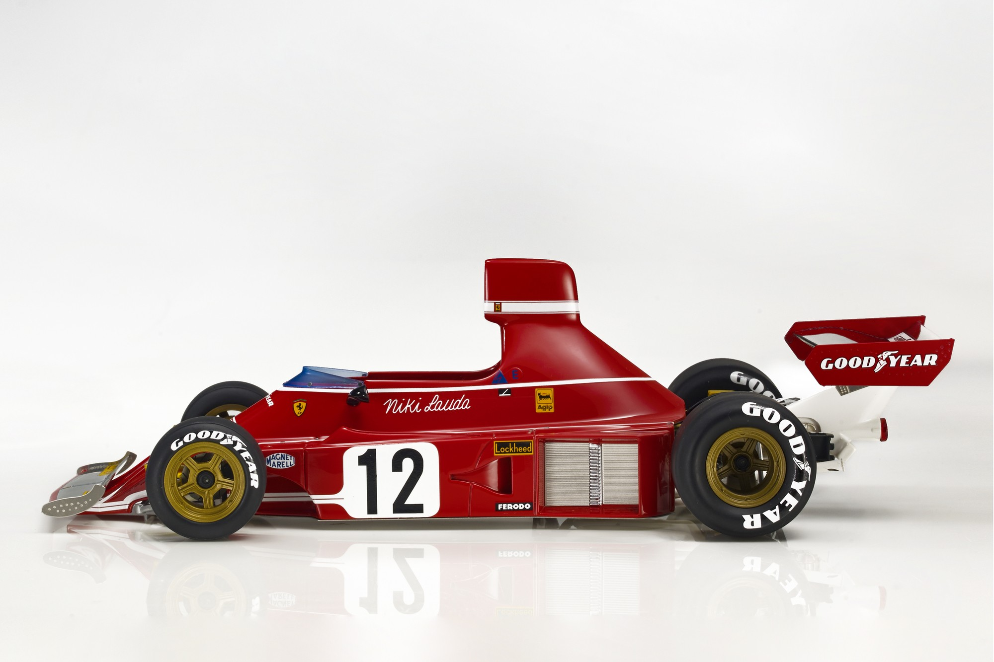 Brown Automotive Group >> GP Replicas Ferrari 312 B3 1974 Niki Lauda (Pre-order ...