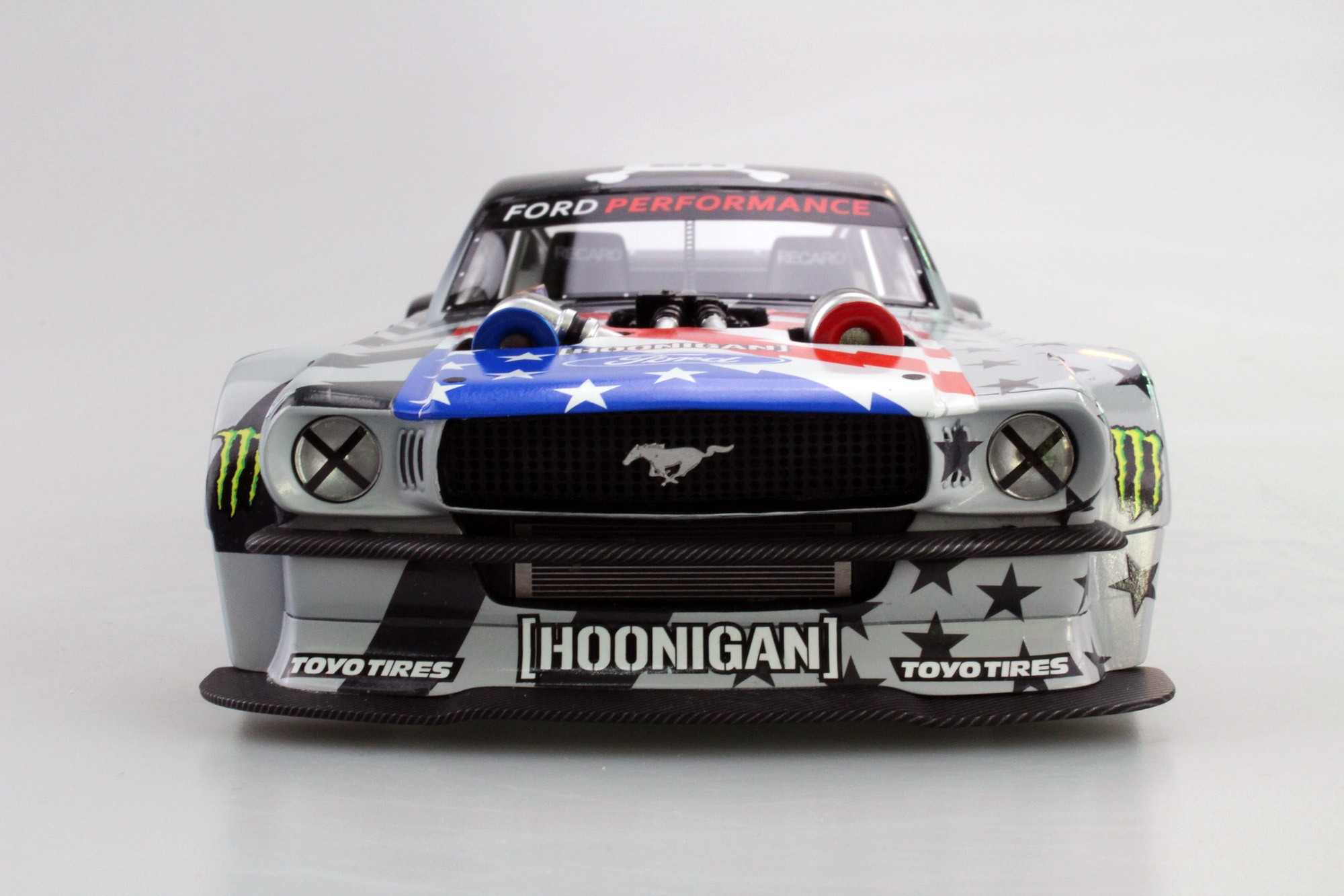 Brown Automotive Group >> Top Marques Collectibles Ford Mustang 1965 Hoonigan V2 ...