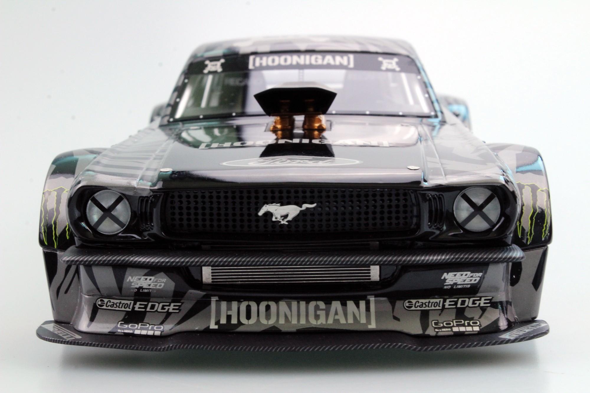 Hoonigan Mustang Model