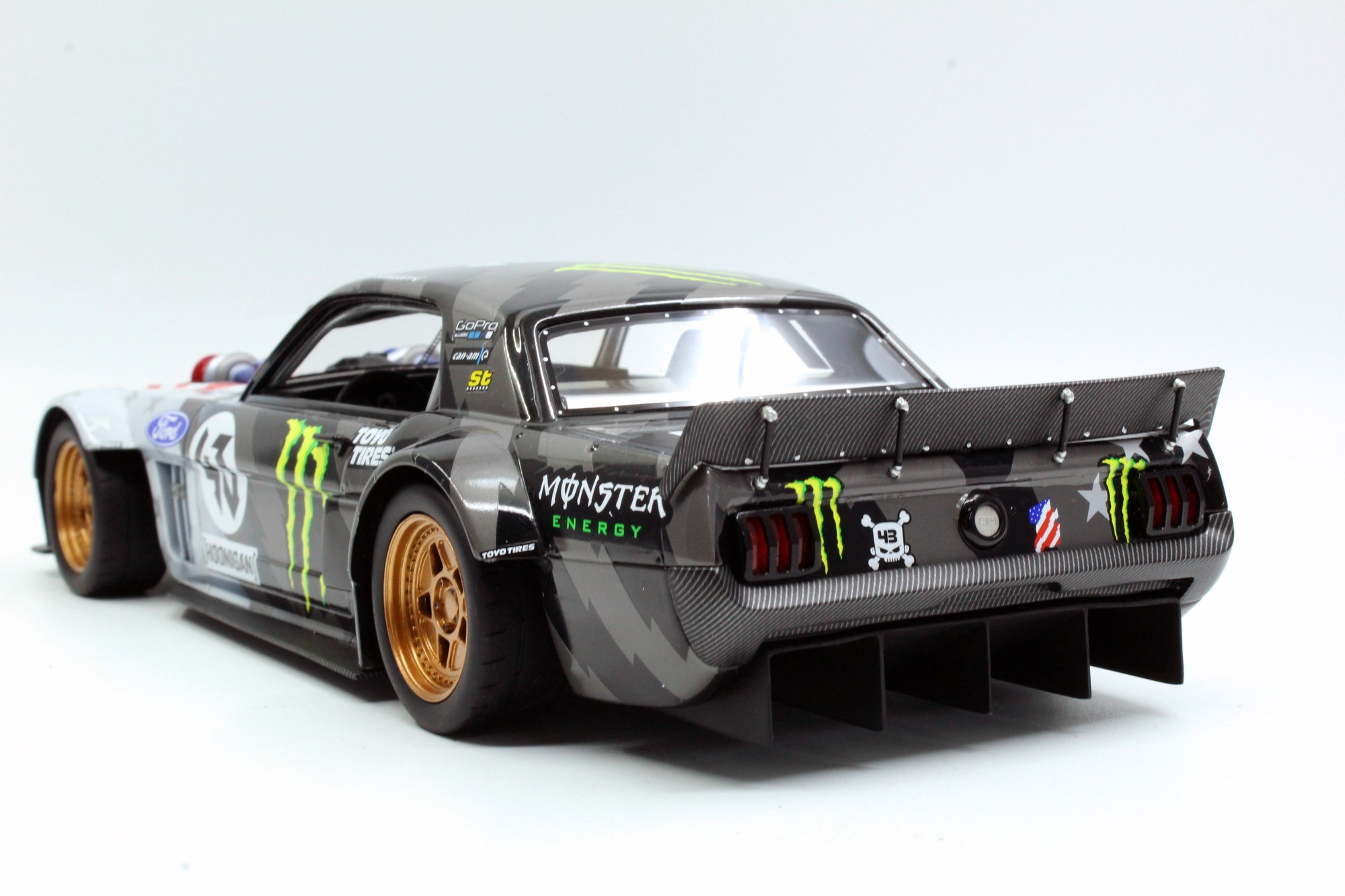 Top Marques Collectibles Ford Mustang 1965 Hoonigan V2 ...